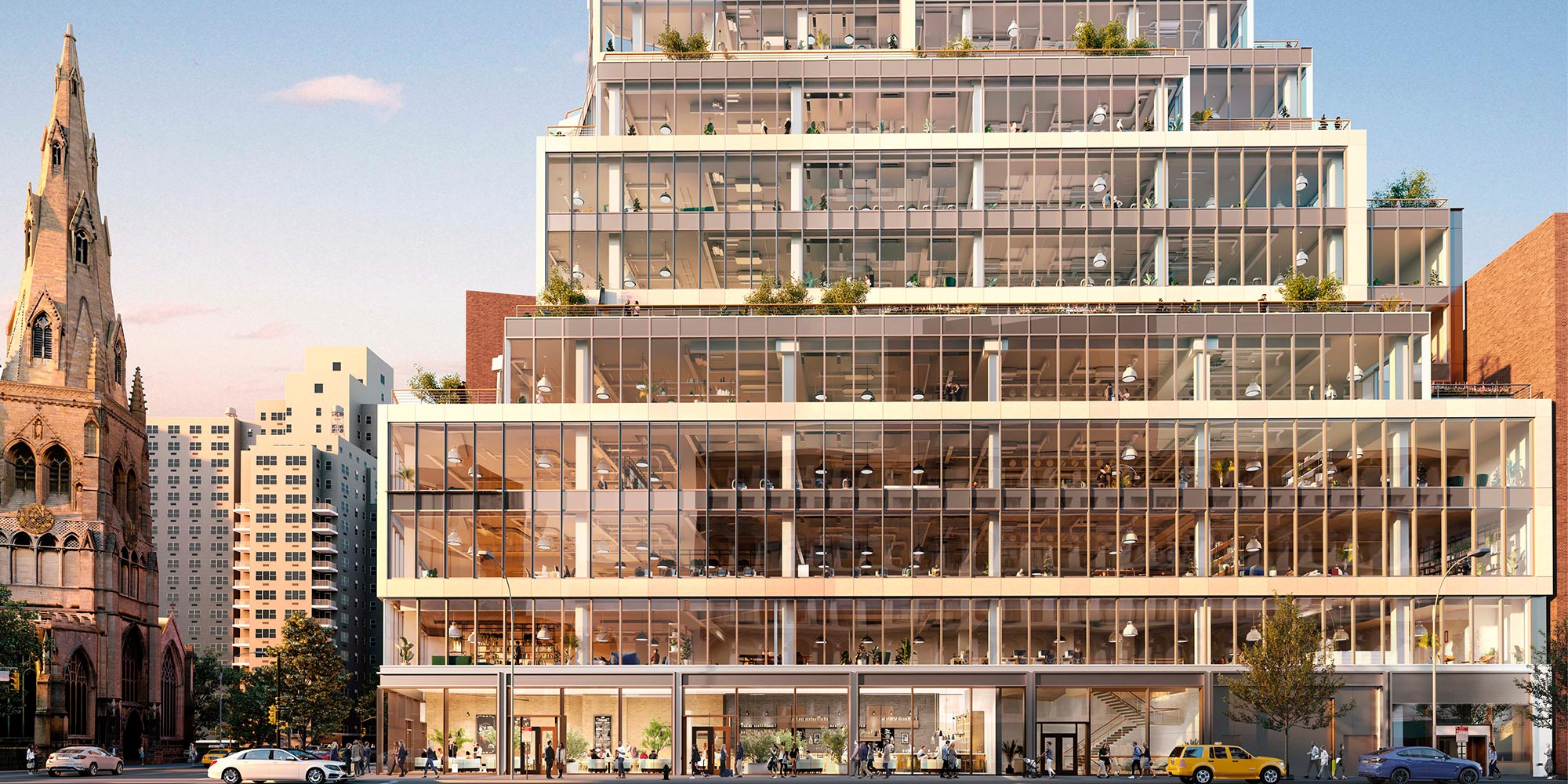 799 Broadway is the newest building in the coolest NYC neighborhood.